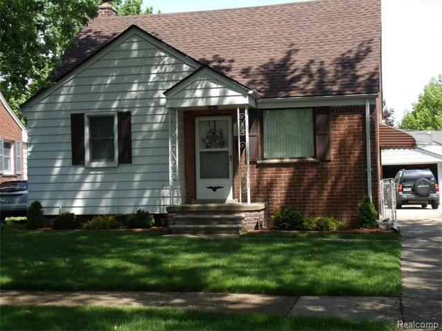 1844 markese ave lincoln park mi 48146 home for sale