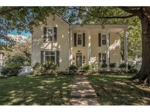 202 Sw 3rd St Lees Summit Mo 64063 Home For Sale And