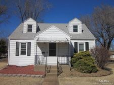 535 E 1St St, Minneapolis, KS 67467