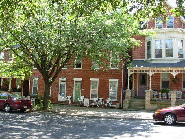 Chestnut Street Cafe Lancaster Pa