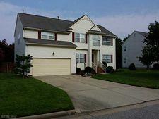 306 Mary Bierbauer Way, York County, VA 23693