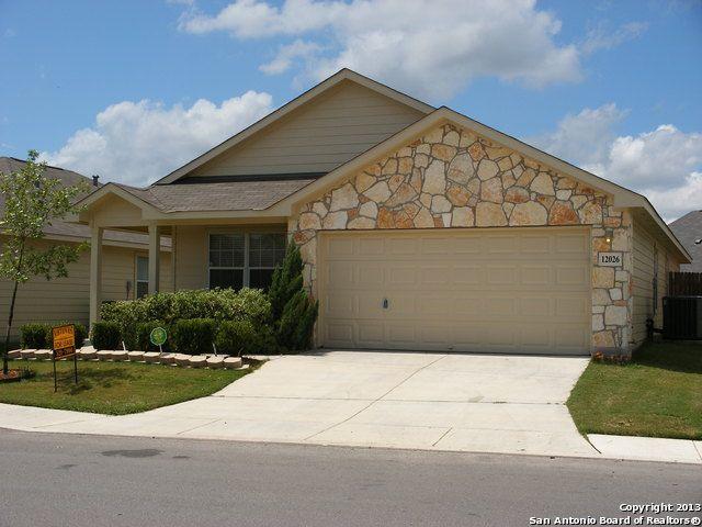 12026 Mill Berger San Antonio, TX 78254
