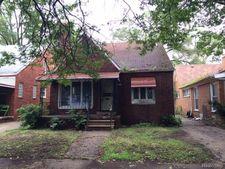 18418 Monte Vista St, Detroit, MI 48221
