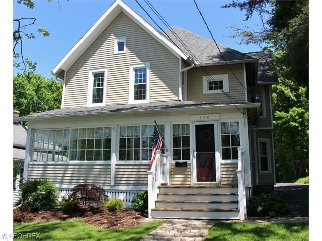 114 water st  chardon  oh 44024 home for sale and real