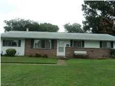 706 Greenville Ct, Hampton, VA 23669