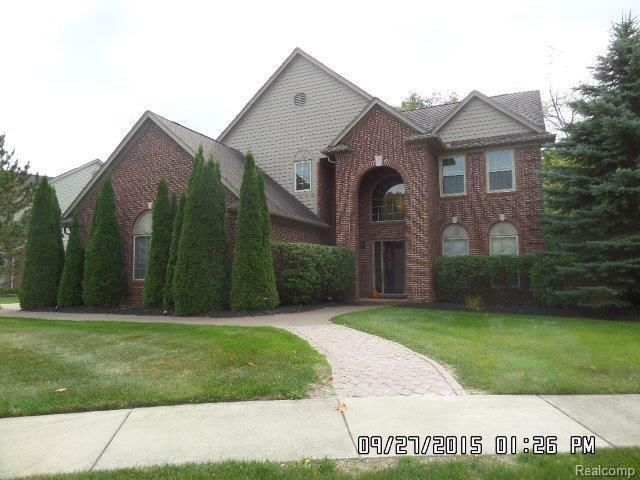 3151 Oxford W Auburn Hills Mi 48326 Home For Sale And