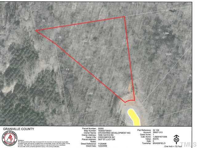 Franklinton Nc Map.3837 Saint Lucy Dr Franklinton Nc 27525 Realtor Com