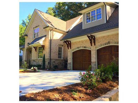 1305 Roxboro Dr Ne, Atlanta, GA 30324