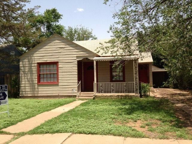 Home for Rent 2426 23rd St Lubbock TX 79411 realtorcom