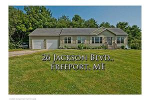 26 Jackson Blvd, Freeport, ME 04032