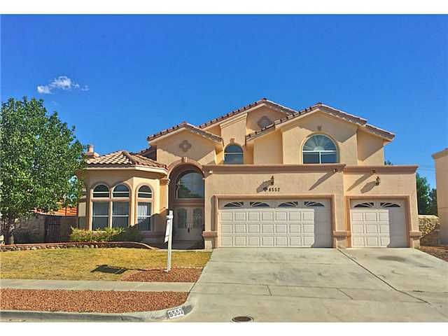 6552 brook ridge cir el paso tx 79912 home for sale for Homes for sale 79912