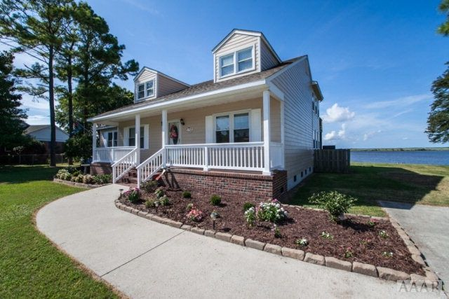 Waterfront Homes For Sale In Moyock Nc