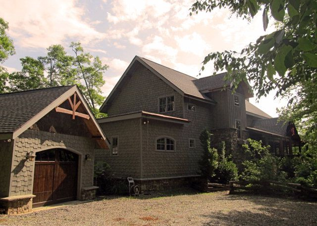 100 Fontana Loop N Bryson City Nc 28713 Home For Sale