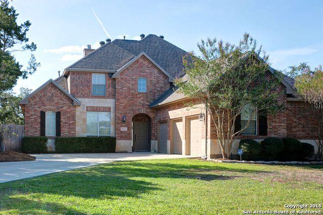 10015 Calley Cir Garden Ridge Tx 78266 Home For Sale