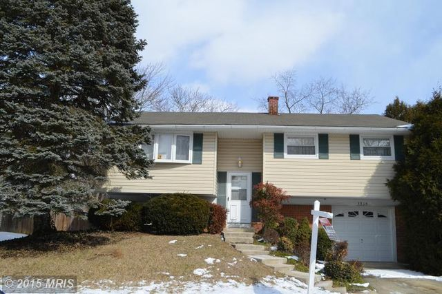 3915 Sadie Rd Randallstown Md 21133 Home For Sale And