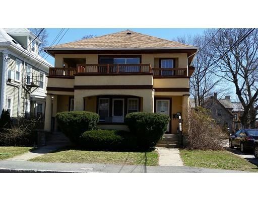 Home For Rent 334 Ash St Unit 2 Brockton Ma 02301