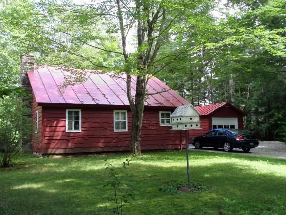 183 Campground Rd Plymouth Vt 05056 Home For Sale And