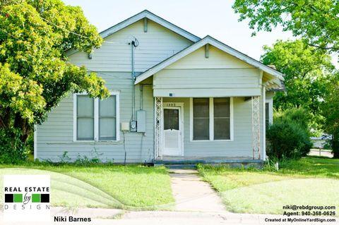1900 Panhandle St, Denton, TX 76201