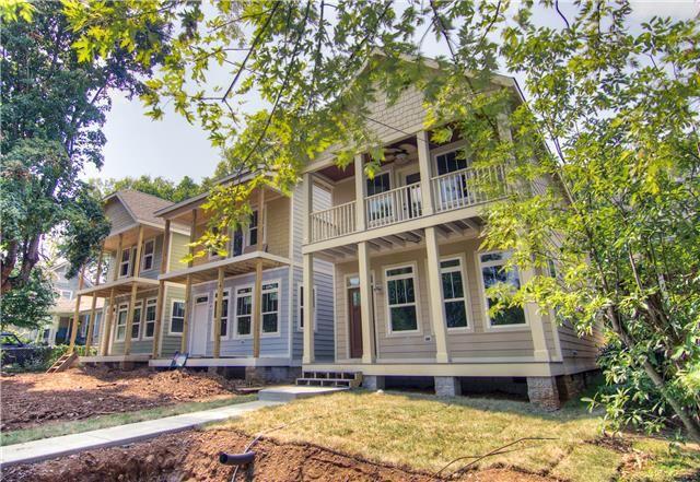 1336b stainback ave nashville tn 37207 new home for for New modern homes nashville tn