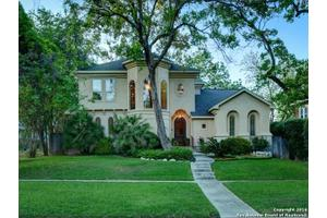 345 Blue Bonnet Blvd, San Antonio, TX 78209