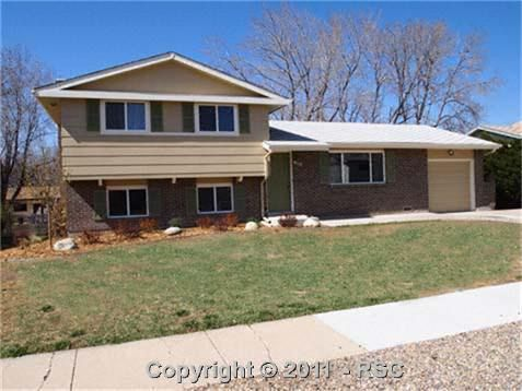 1360 Mears Dr, Colorado Springs, CO 80915