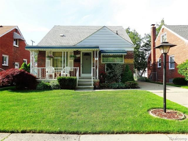 13474 Wesley St Southgate Mi 48195 Home For Sale And