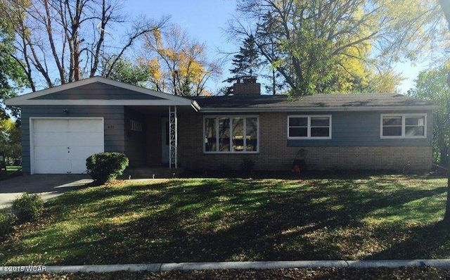 403 s 3rd st olivia mn 56277 home for sale and real estate listing