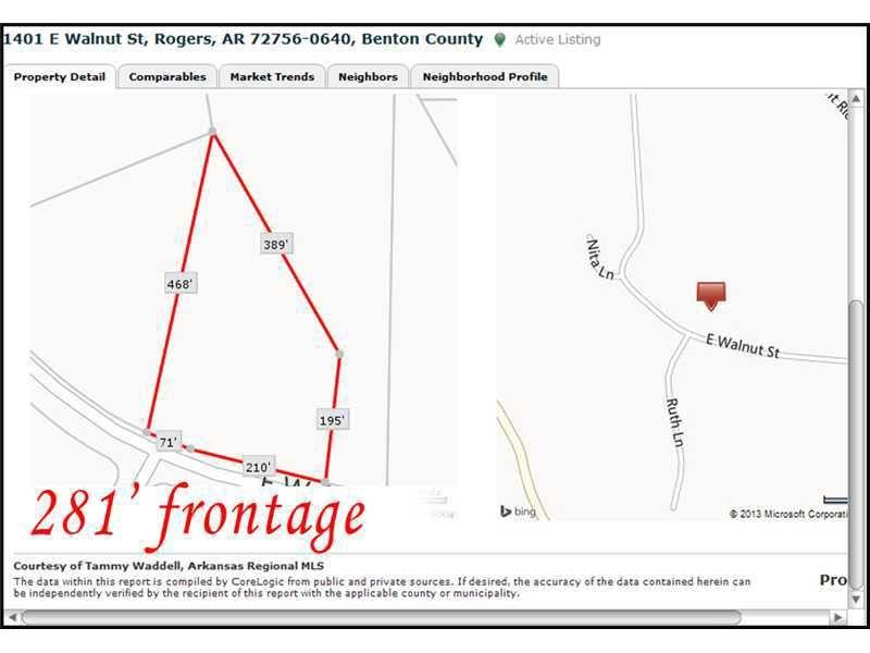 1401 E Walnut St, Rogers, AR 72756