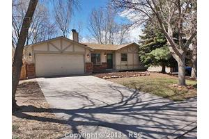 1985 N Whitehorn DR, Colorado Springs, CO 80920