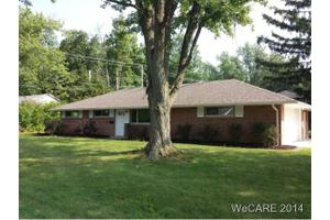 2841 Wendell Ave, Lima, OH 45805