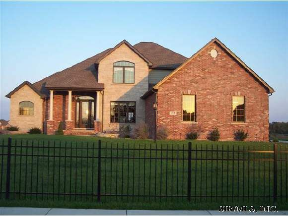 3914 shale dr edwardsville il 62025 home for sale and