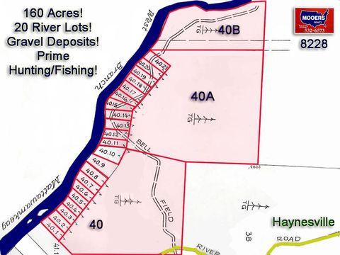 40 A, Haynesville, ME 04497