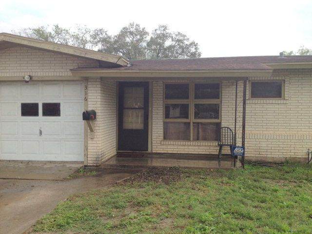 316 s wanda dr kingsville tx 78363 home for sale and