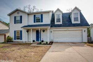13302 Teton Dr, Little Rock, AR 72211