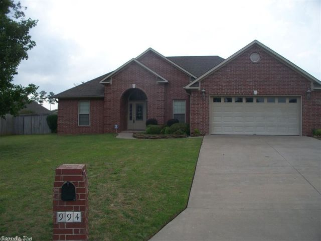 994 salem ct jacksonville ar 72076 home for sale and