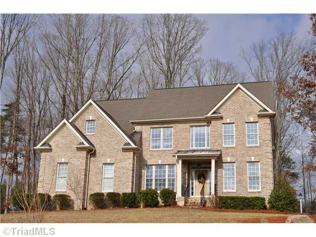 8266 william wallace dr summerfield nc 27358 for Wallace custom homes