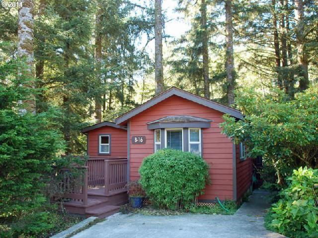 19921 whaleshead rd unit b16 brookings or 97415 home for Cabin rentals brookings oregon