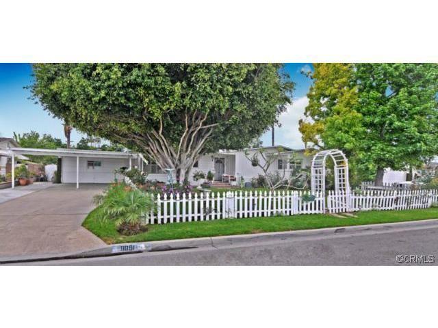 CA Garden Grove Flint Pl home