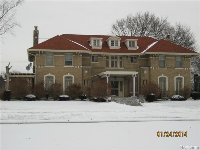 Arden Park Detroit Mi Homes For Sale