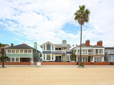 1008 W Oceanfront, Newport Beach, CA 92661
