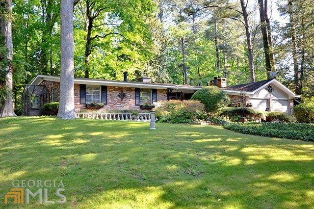 3605 Woodstream Cir NE Atlanta, GA 30319