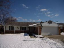 1452 Rosemary St, Dearborn Heights, MI 48127