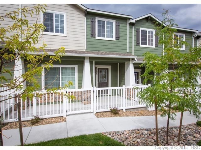 home for rent 3157 wild peregrine vw colorado springs co 80916