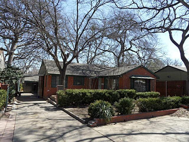 1432 Sylvan Ave Dallas, TX 75208