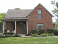 15658 Chatham Rd, Moores Hill, IN 47032