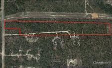 10.79 Ac Xxx Wilkerson Bluff Rd, Holt, FL 32564