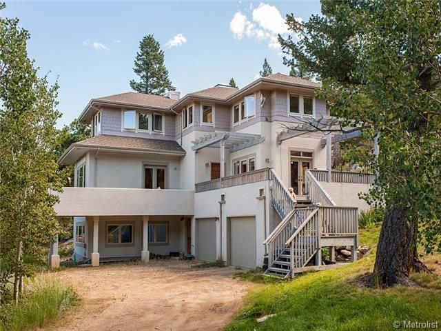 3155 ridge rd nederland co 80466 home for sale and