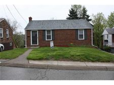 3815 Sunview Dr, Brentwood, PA 15227