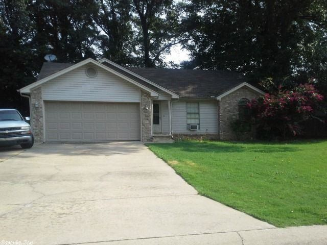 12 shaded oaks dr cabot ar 72023 home for sale and