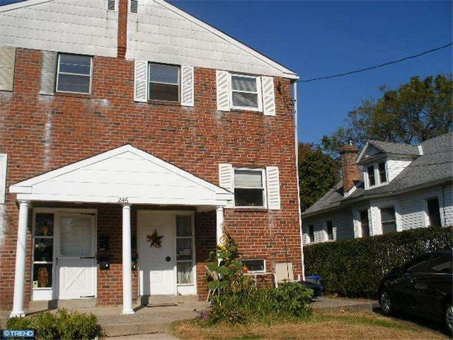 Home For Rent 246 Ardmore Ave Upper Darby Pa 19082
